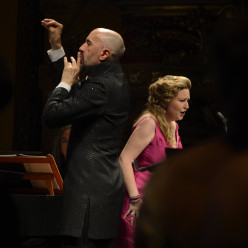 Hervé Niquet et Karine Deshayes - l'Opéra imaginaire