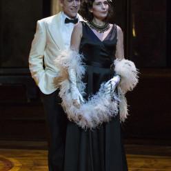 Véronique Gens et Thomas Hampson dans La Veuve joyeuse