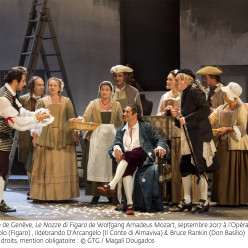 Les Noces de Figaro par Tobias Richter