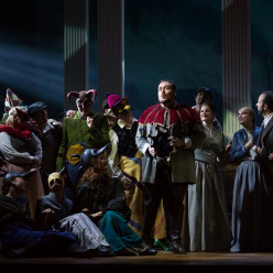 Manon Lescaut par Stefano Mazzonis di Pralafera