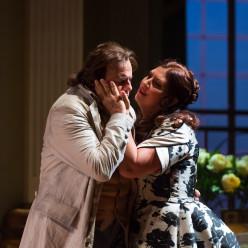 Marcello Giordani et Anna Pirozzi - Manon Lescaut par Stefano Mazzonis di Pralafera