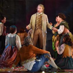 Andrè Schuen - Don Giovanni par Jean-François Sivadier