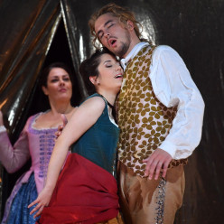 Yolanda Auyanet, Francesca Aspromonte & Andrè Schuen - Don Giovanni par Jean-François Sivadier