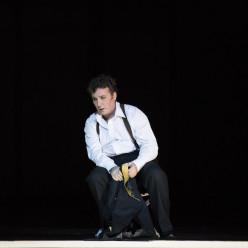 Répétitions Don Carlos par Warlikowski - Ludovic Tézier