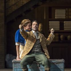 Francesco Demuro (Fenton) et Julie Fuchs (Nannetta) - Falstaff par Dominique Pitoiset