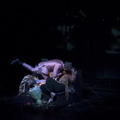 Danylo Matviienko (Le Comte) et Sofija Petrovic (La Cantatrice) - La Ronde par Christiane Lutz