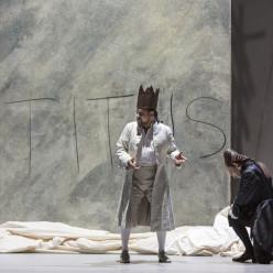 Ramón Vargas et Marko Mimica - La Clémence de Titus par Willy Decker