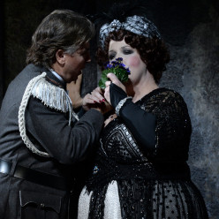 Roberto Alagna & Barbara Frittoli - Adriana Lecouvreur par Davide Livermore
