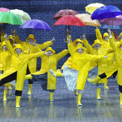 Singin' in the Rain par Robert Carsen - cover