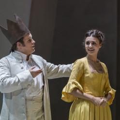 Michael Spyres et Valentina Nafornita dans la Clémence de Titus