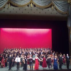 Carmen à Versailles