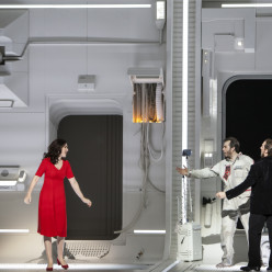 Nicole Car (Mimi) et Benjamin Bernheim (Rodolfo) - La Bohème par Claus Guth