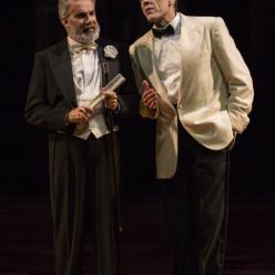 Thomas Hampson et Franck Leguérinel dans la Veuve joyeuse