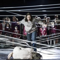 Svetlana Aksenova - Tosca par Calixto Bieito