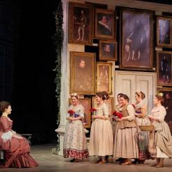 Les Noces de Figaro par John Cox