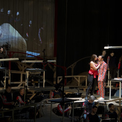 Marie Kalinine & Philippe Estèphe - Peer Gynt par Jean-Philippe Clarac et Olivier Deloeuil