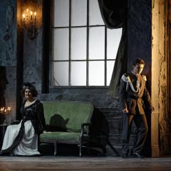 Sophie Pondjiclis et Sébastien Guèze - Adriana Lecouvreur par Davide Livermore
