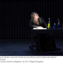John Osborn (Faust) - Faust par Georges Lavaudant