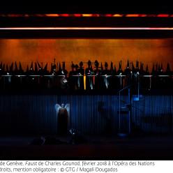 Faust par Georges Lavaudant