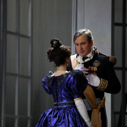 Mischa Schelomianski - Eugène Onéguine par Pénélope Bergeret