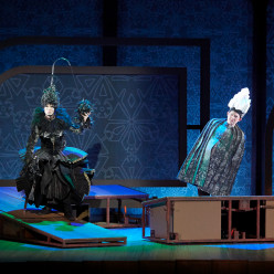 Guy-Loup Boisneau & Nicholas Merryweather - La Princesse légère par Jos Houben et Emily Wilson