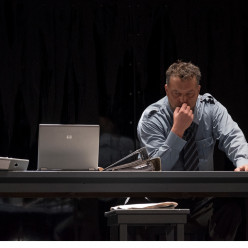 Christian Hübner (Rocco) - Fidelio par Philippe Miesch