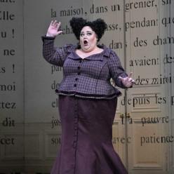 Stephanie Blythe - Cendrillon par Laurent Pelly