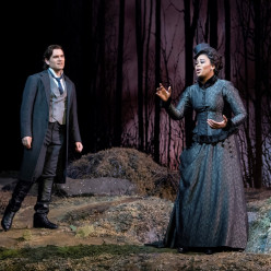 Michael Fabiano et Pretty Yende - Lucia di Lammermoor par Mary Zimmerman