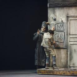 Fando et Lis par Kristian Frédric