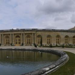 Panorama de l'Orangerie - Château de Versailles
