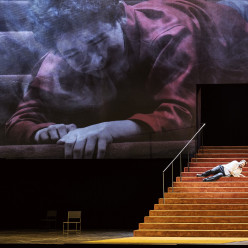 Ildar Abdrazakov - Boris Godounov par Ivo van Hove
