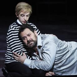Evdokia Malevskaya (Fiodor) et Ildar Abdrazakov - Boris Godounov par Ivo van Hove