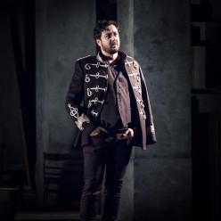 Bogdan Baciu - Eugène Onéguine par Frederic Wake-Walker