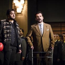 Bogdan Baciu & Mikhail Kazakov - Eugène Onéguine par Frederic Wake-Walker