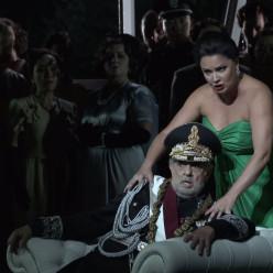 Anna Netrebko et Plácido Domingo - Macbeth par Harry Kupfer