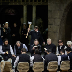 Les Puritains par Jossi Wieler, Sergio Morabito