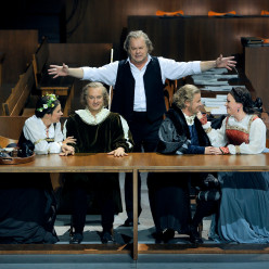 Les Maîtres Chanteurs de Nuremberg par Barrie Kosky