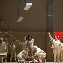 La Flûte enchantée par Romeo Castellucci