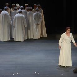 Enkelejda Shkoza et Gianluca Terranova - Aida par Staffan Valdemar Holm