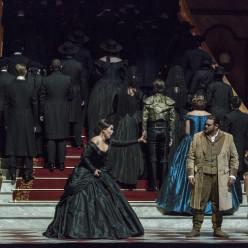 Aleksandra Kurzak (Violetta), Jean‑François Borras (Alfredo) - La Traviata par Benoît Jacquot