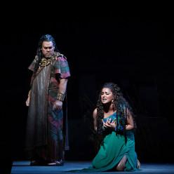 Quinn Kelsey & Anna Netrebko - Aida par Sonja Frisell