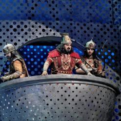 Elchin Azizov - Samson et Dalila par Darko Tresnjak