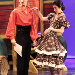 Jérémy Duffau & Julie Morgane - La belle de Cadix par Jack Gervais