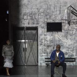 Pascal Charbonneau & Willard White - De la maison des morts par Krzysztof Warlikowski