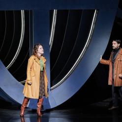 Maria Agresta & Francesco Demuro - Simon Boccanegra par Calixto Bieito
