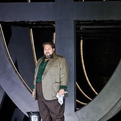 Nicola Alaimo - Simon Boccanegra par Calixto Bieito