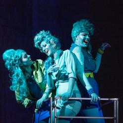 Frida Engström, Mia Karlsson & Ann-Kristin Jones - L'Or du Rhin par Stephen Langridge