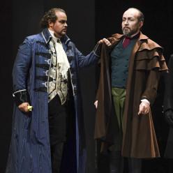 Elia Fabbian & Marc Tissons - Tosca par Claire Servais