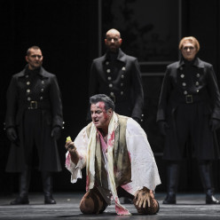 Marcello Giordani - Tosca par Claire Servais
