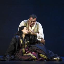 Tiziana Caruso & Marcello Giordani - Tosca par Claire Servais